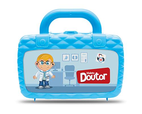 Maleta de Doutor Infantil - Brinquedos Educativos