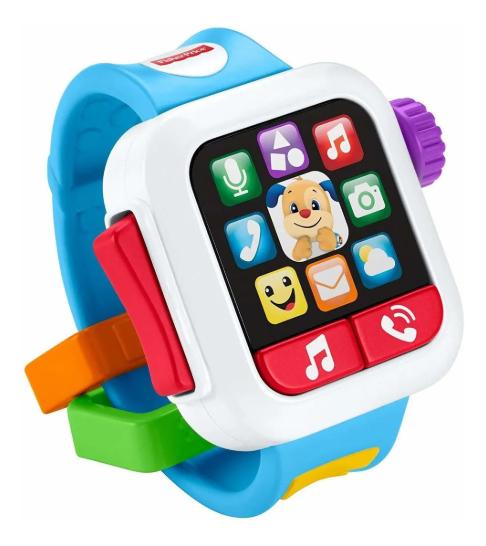 Meu Primeiro Smartwatch Fisher Price