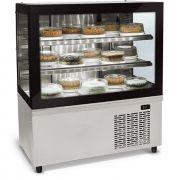 Balcão confeitaria refrigerado BrX-100 black box-conservex