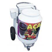 Carrinho para Açaí Cooler Térmico