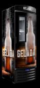 Cervejeira 572 litros (8 caixas de garrafas) METALFRIO