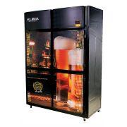Câmara Cervejeira Visa Master 4 Portas 528 garrafas 600 ml - Klima