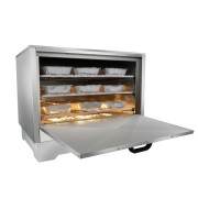 Estufa Elétrica Aquecedora Para 27 Marmitas Inox Metalmaq