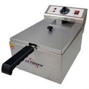 Fritadeira Eletrica Inox 1 Cuba 5,5 Litros de Óleo FE-10-N - Skymsen