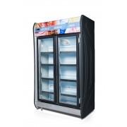 Geladeira Expositor 2 Portas 930 Litros POLAR