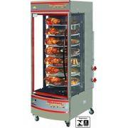 Maquina De Assar Frango e Carne Giratória 70 kg-PROGAS