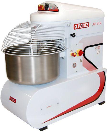 Amassadeira Espiral AE 40 Monof C/ NR-12 Motor 3CV - G PANIZ
