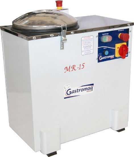 Amassadeira Rápida MR 15 Kg 2,0 CV Gastromaq