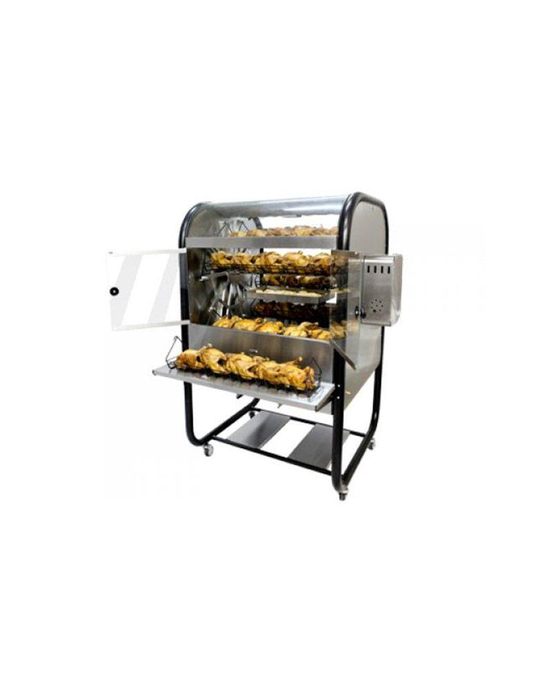 Assador Multiuso Hottor Vision para 120 Kg Venâncio
