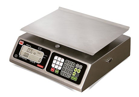 Balança Digital com Bateria Para até 20 kg INOX-Magna