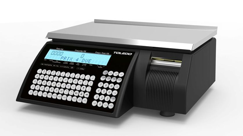 Balança Prix 5 Plus com Impressora Integrada (web e wifi ) Toledo