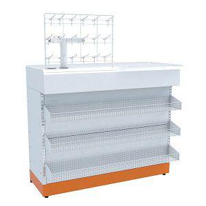 Balcão Caixa Expositor de Produtos-AMAPA