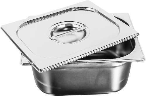 Balcão Condimentadora Inox BSCF-1,90 Mts 10 cubas 1/3 Frilux