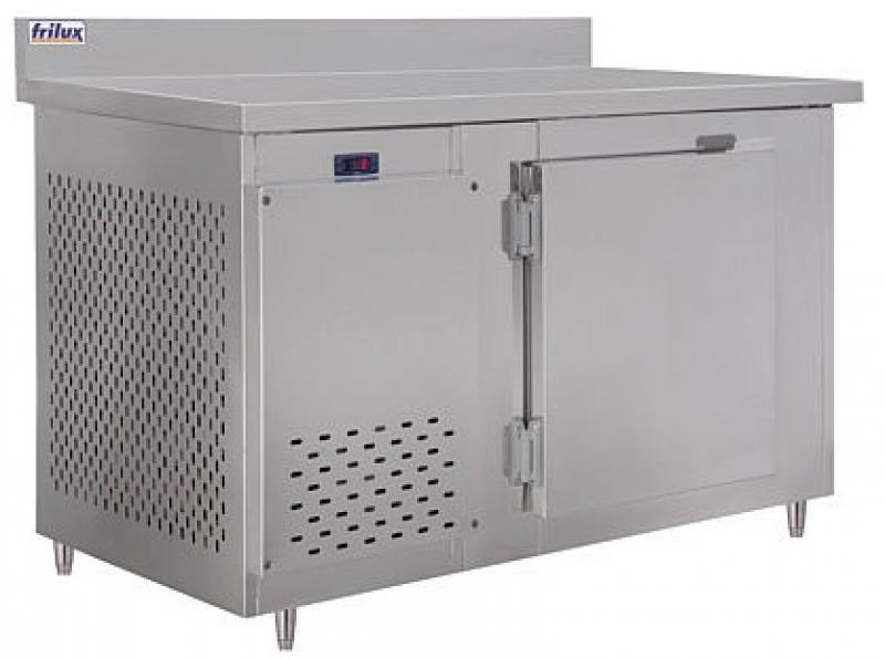 Balcão de Serviços Refrigerado Inox BSF-1,50 Mts - Frilux