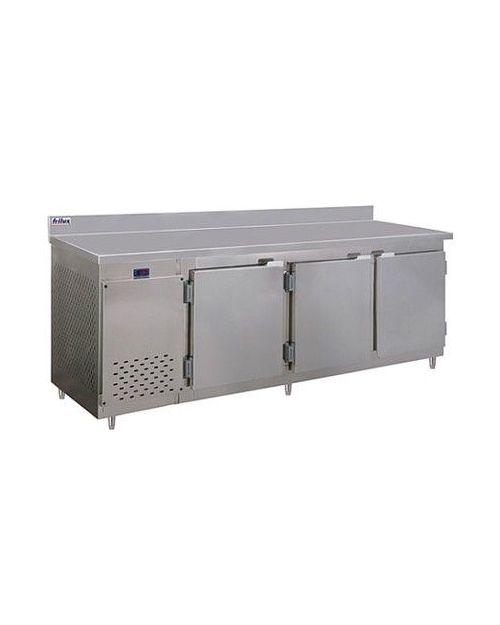 Balcão de Serviços Refrigerado Inox 2,50 rf042 Mts Frilux