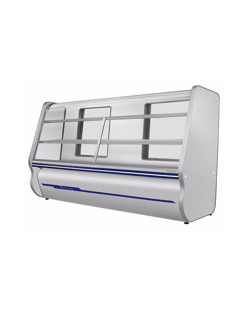Balcão Refrigerado 2 Pista Fria 1,20 Mts em Inox - Ormifrio