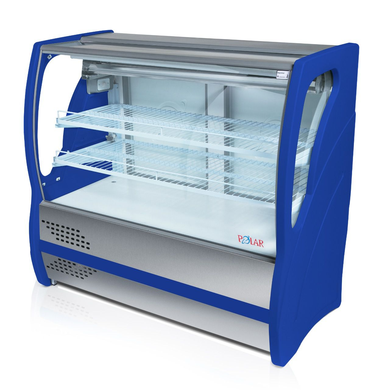 Balcão Refrigerado para Bolos, Torta, Doces 2 Mts - Polar