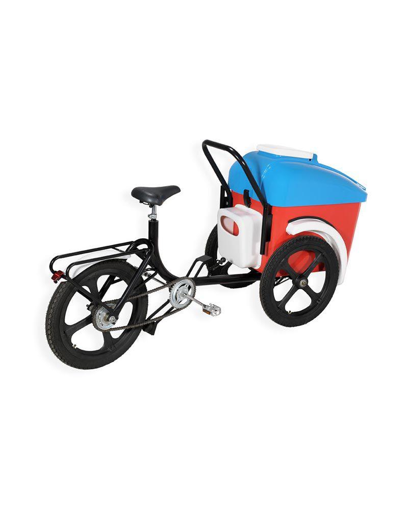 Bicicleta Para Sorvete 550 Picolé - Modelo C-777