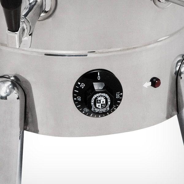 Cafeteira Elétrica 2 Litros Inox Marchesoni