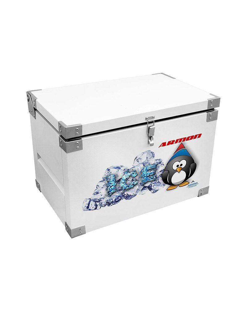 Caixa térmica 250 Litros (Injetada) - Armon