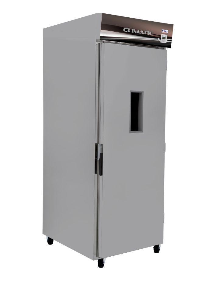 Câmara de Fermentação Quente e Refrigerada Inox  500 Pães Frilux