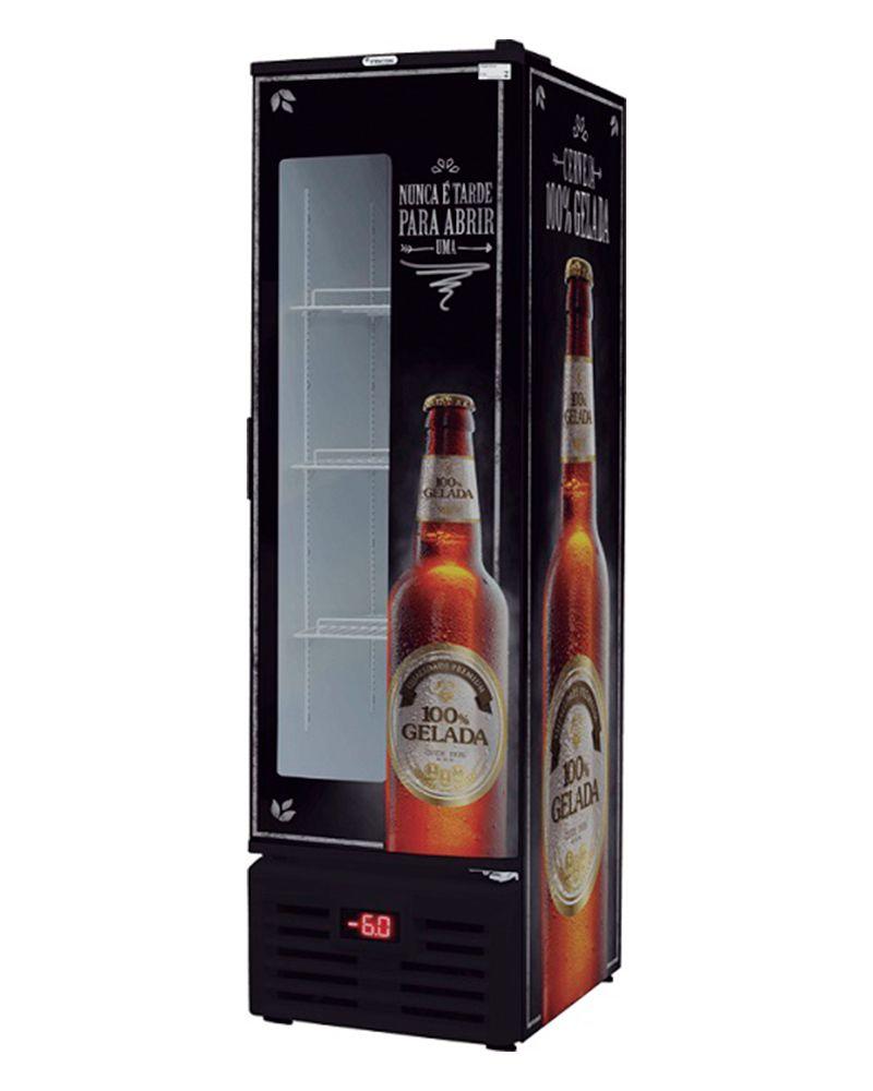 Cervejeira 4 caixas porta com visor FRICON(LANÇAMENTO)