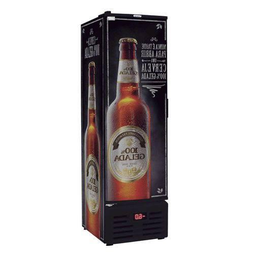 Cervejeira porta cega para 4 cxs de 600 ml vcf84-fricon