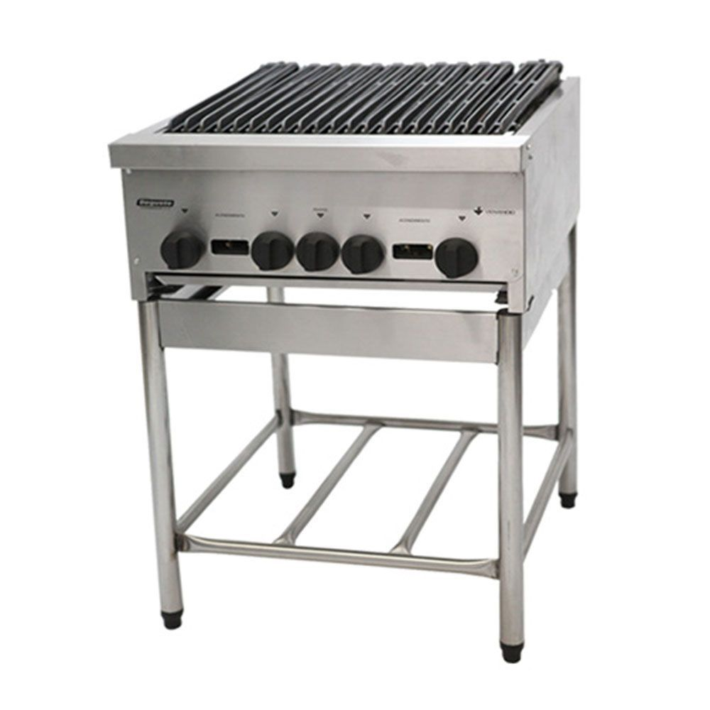 Chair Broiler a gás 90 cm-VENANCIO