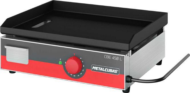 Chapa Bifeteira Elétrica 45x45 Metalcubas