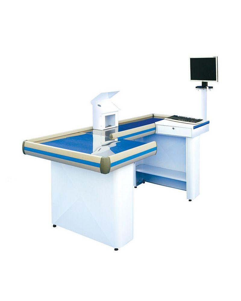Check Out Luxo 1,80m Completo C/Kit Automação-INNAL