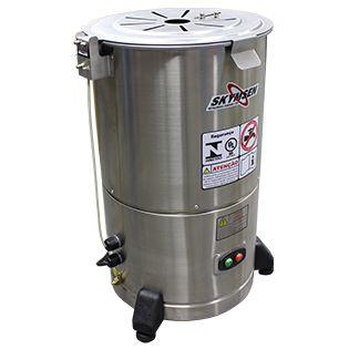 Descascador de Batata e Legumes Inox DB-6 Kg NR-12 Skymsen