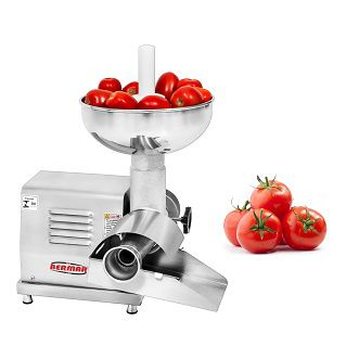 Despolpador de tomate industrial bm73-bermar