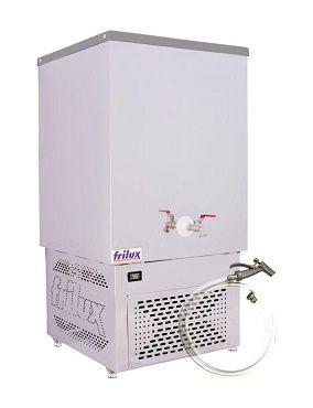 Dosador de agua para massas em inox 100 litros rf-110-frilux