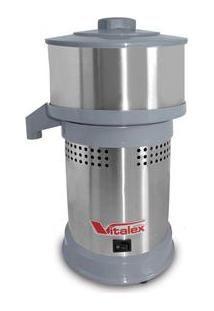 Espremedor de Suco Inox Médio - Vitalex