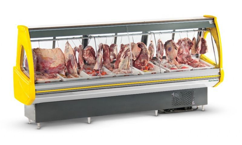 Expositor para Açougue Plus 2.00 Mts - Refrimate