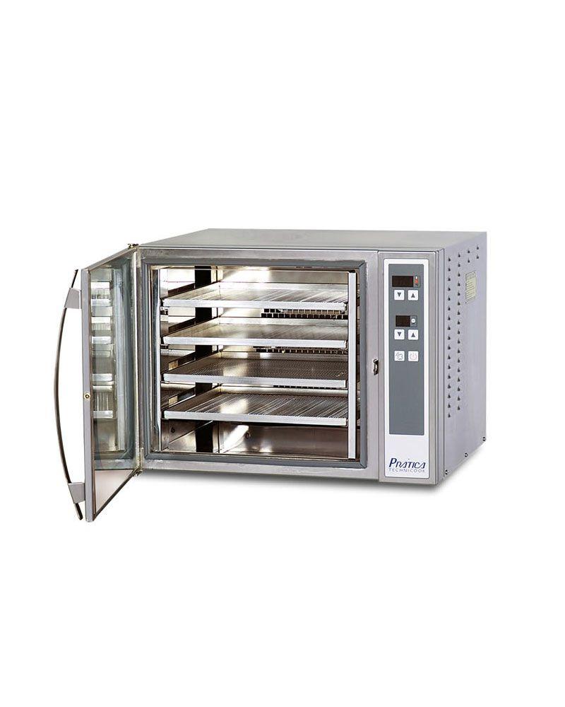 Forno de Convecção Inox eletrico Miniconv-SV Sem Vapor Prática