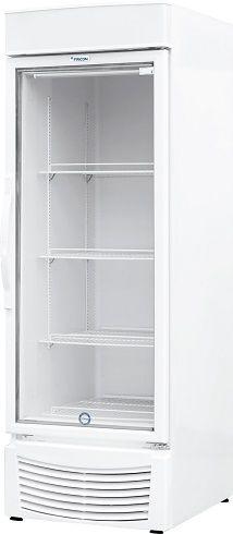 Freezer Conservador Dupla Ação Porta de Vidro 565 litros - Fricon