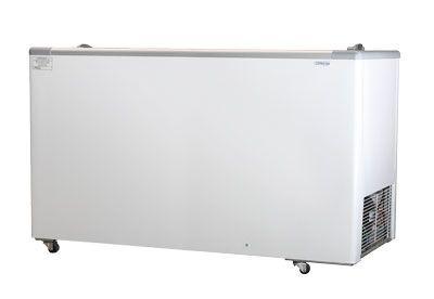 Freezer Horizontal Dupla Ação Tampa vidro HCE 503 litros Fricon