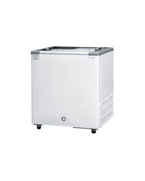Freezer Horizontal HCEB 216 litros Tampa de Vidro - Fricon