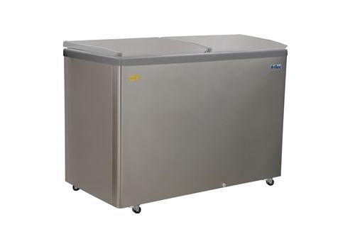 Freezer Horizontal Inox 589 Litros-FRILUX