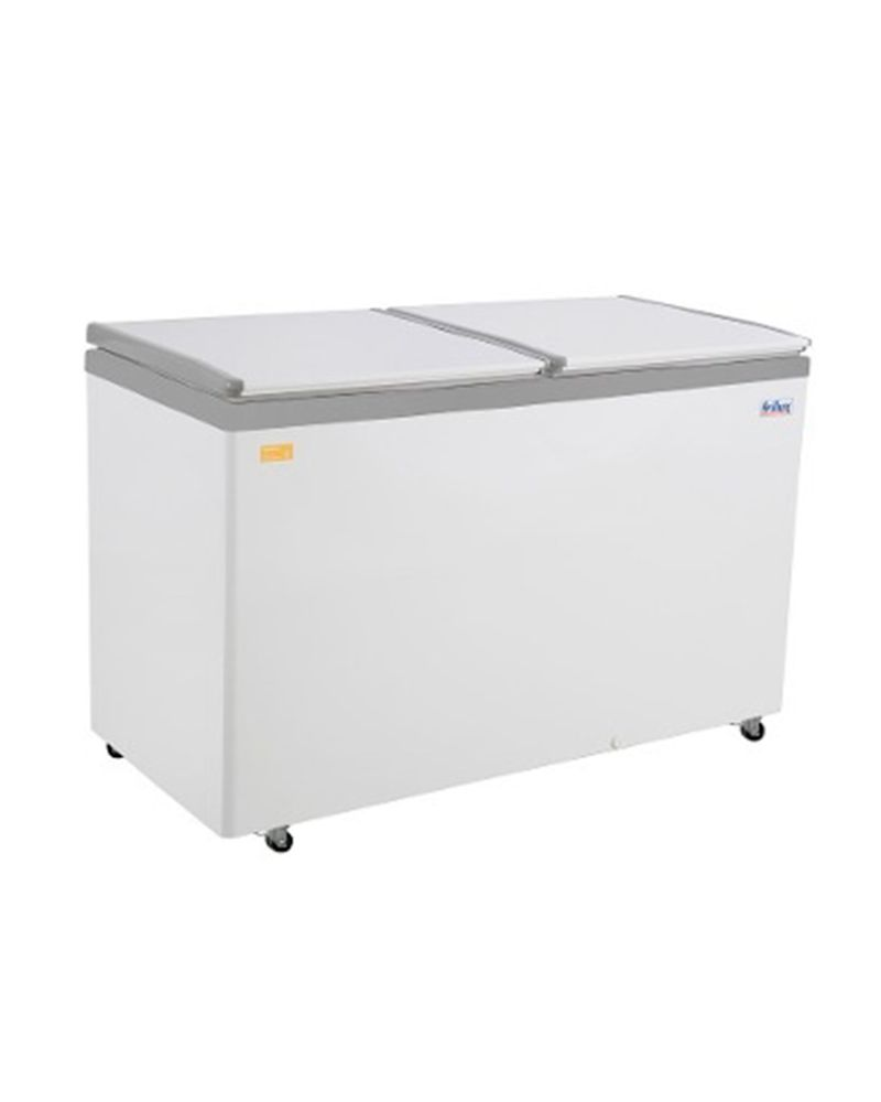 Freezer Horizontal tampa cega branco *589 LITROS*TºC +5 a -22 ºC -Frilux