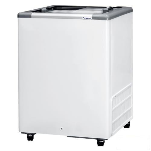 Freezer Horizontal tampa de vidro hced 142 litros-fricon