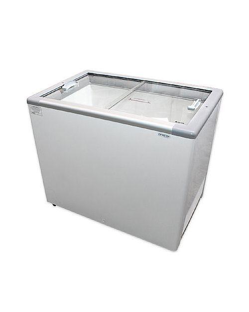 Freezer Horizontal Tampas Vidros Deslizante 311 Lts - Fricon