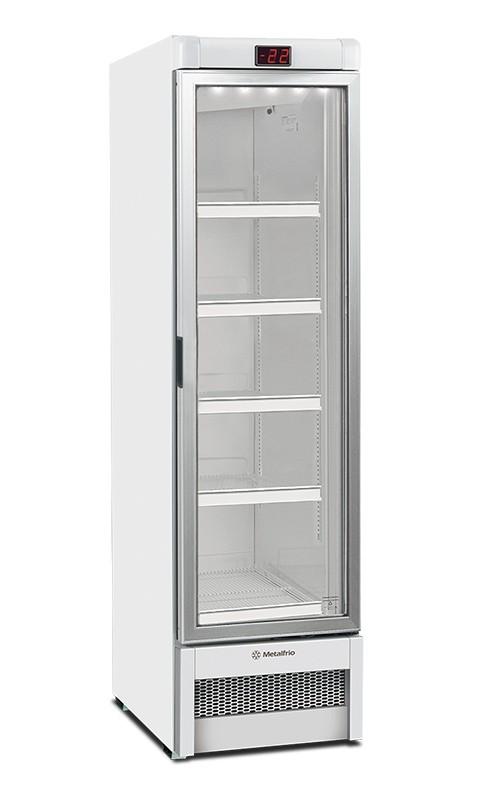 Freezer Vertical Para Sorvetes e Congelados VF28F-METALFRIO