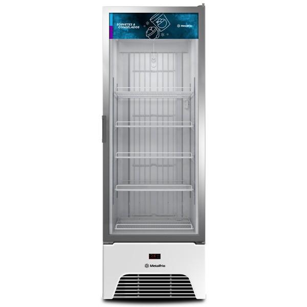 Freezer Vertical Para Sorvetes e Congelados VF50 Optima-METALFRIO
