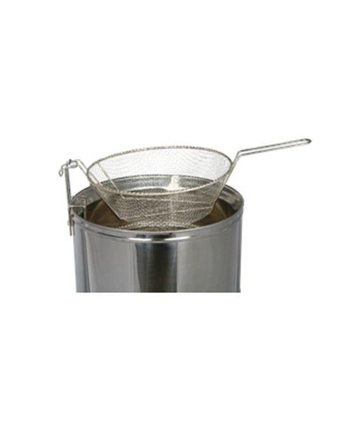 Fritadeira Água e Óleo 25 Litros Inox - Becker