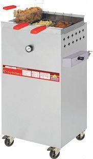 Fritadeira Agua e Óleo a Gás 18 Litros PR2000 BPG-PROGAS
