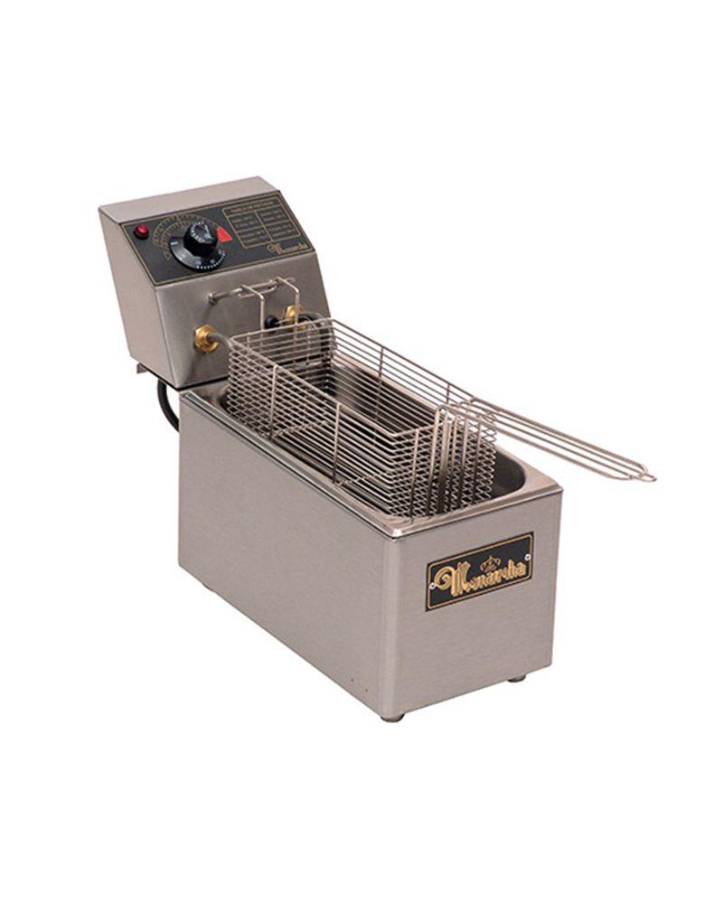Fritadeira Elétrica 1 cuba (5.7 Lts óleo) - Monarcha FRE1CMT