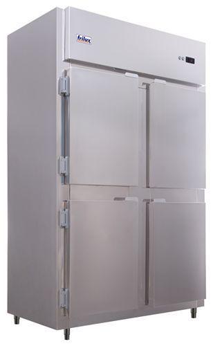 Geladeira comercial 4 portas inox 900 litros frilux