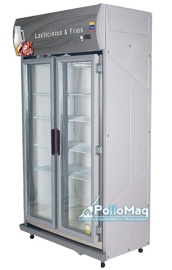 geladeira expositor 2 portas pratice-klima
